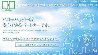 大阪の消費者金融ハローハッピー